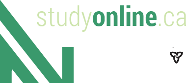Study Online logo and Government of Ontario logo